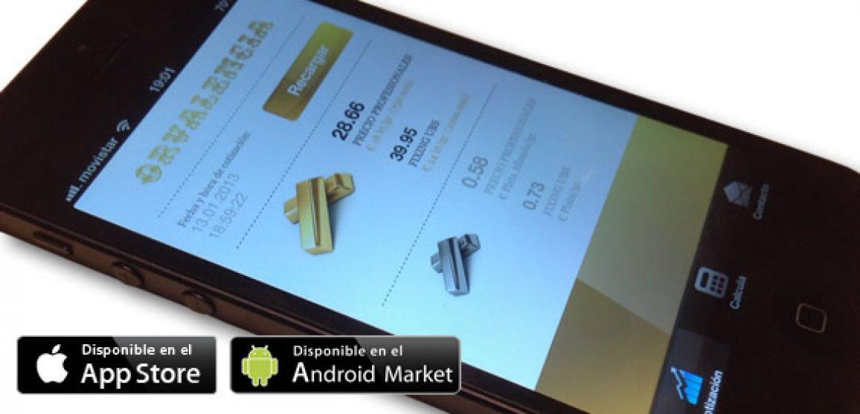 Nuevas aplicaciones para móviles y tablets