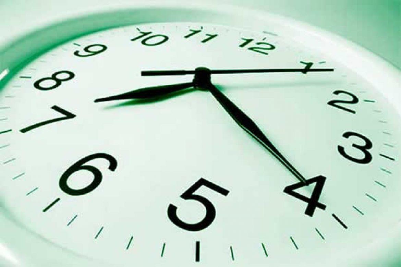 En Agosto te atendemos de 9 a 15 horas