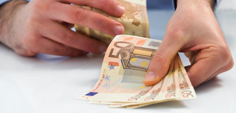 Pago parcial en efectivo